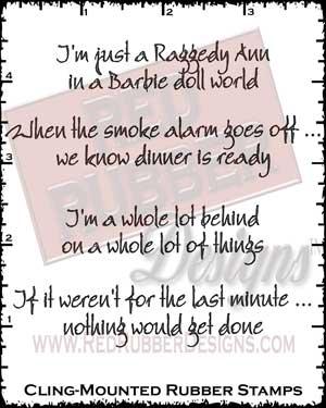 More Humor 2 - Red Rubber Designs